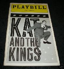 Kat and the Kings on Broadway