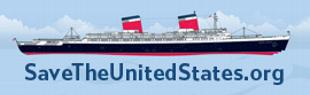 Save The ss UNITED STATES